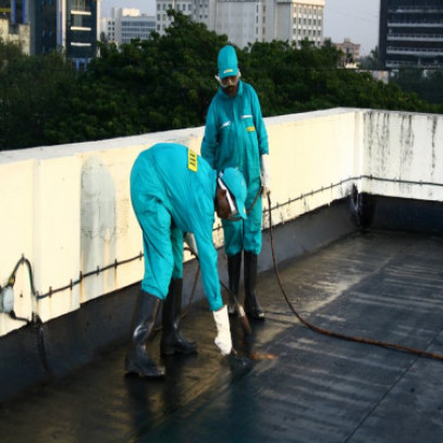All You Need to Know About Roof Waterproofing