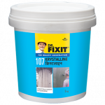 Dr. Fixit Krystalline Roof Waterproofing Product