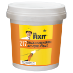 Dr. Fixit Crack X Shrinkfree Internal Wall Waterproofing Product