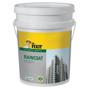Dr. Fixit Raincoat Select External Wall Waterproofing Product