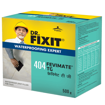 Dr. Fixit Tile Grout Bathroom Waterproofing Product