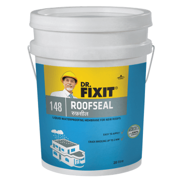 Dr Fixit Roofseal Roof Waterproofing Product In India